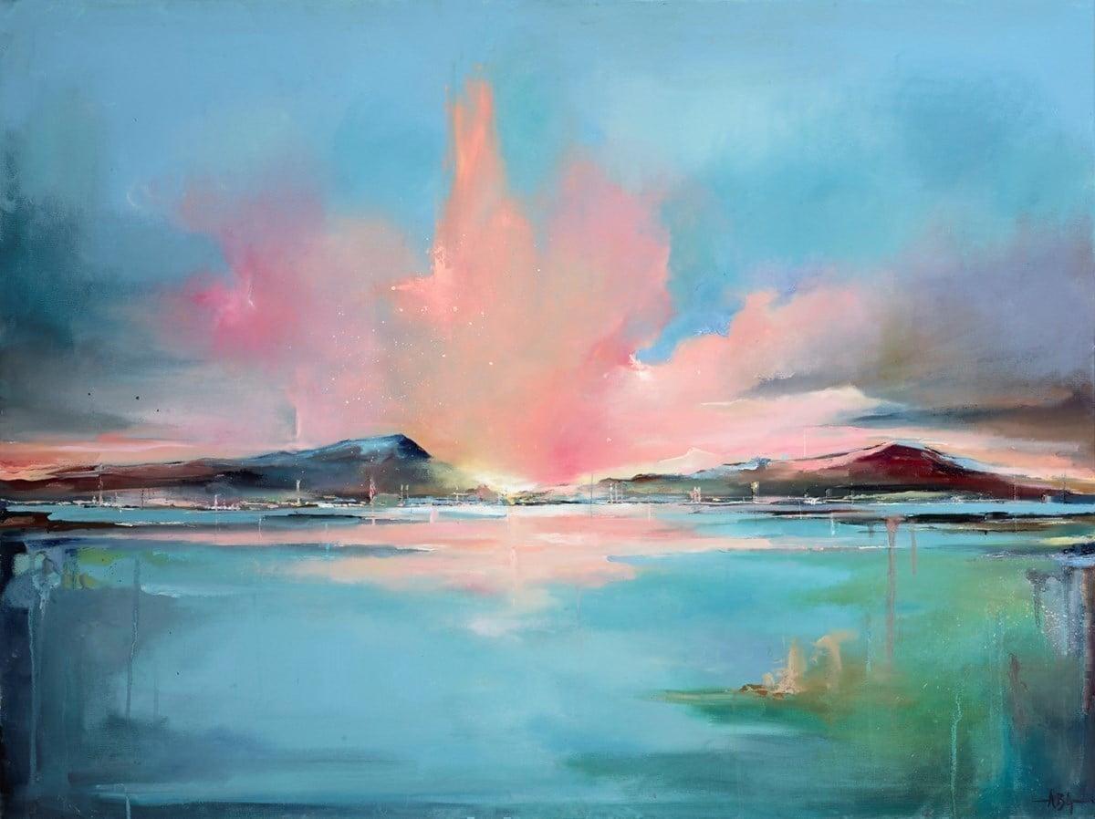 Daybreak Serenity ~ Anna Gammans