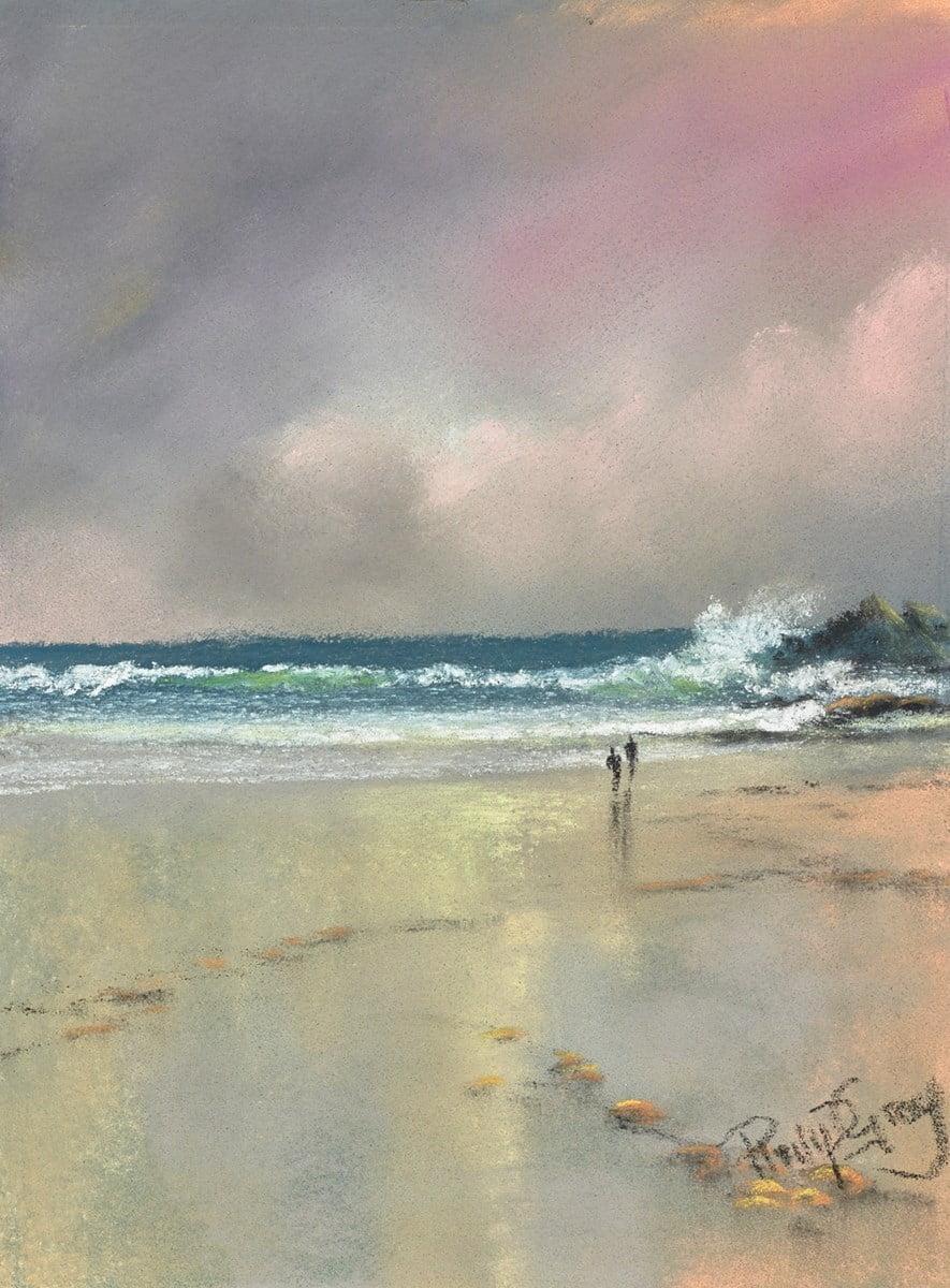 Choppy Seas ~ Philip Gray
