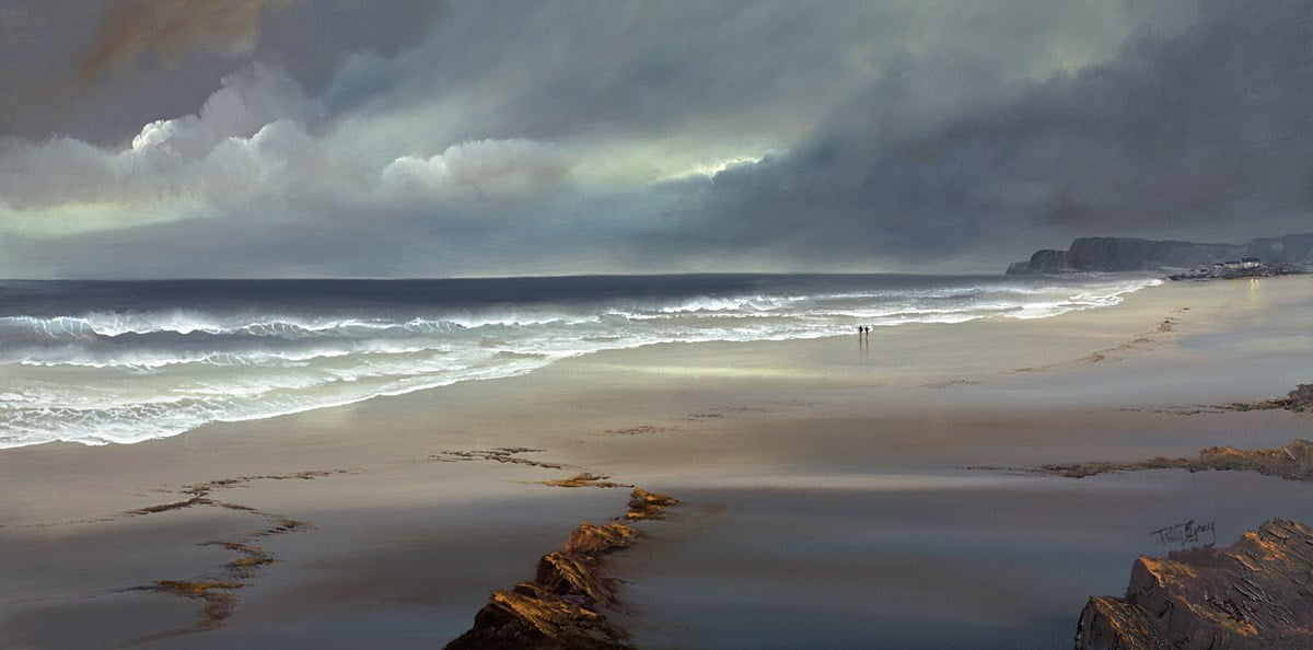 Storm Approaching ~ Philip Gray