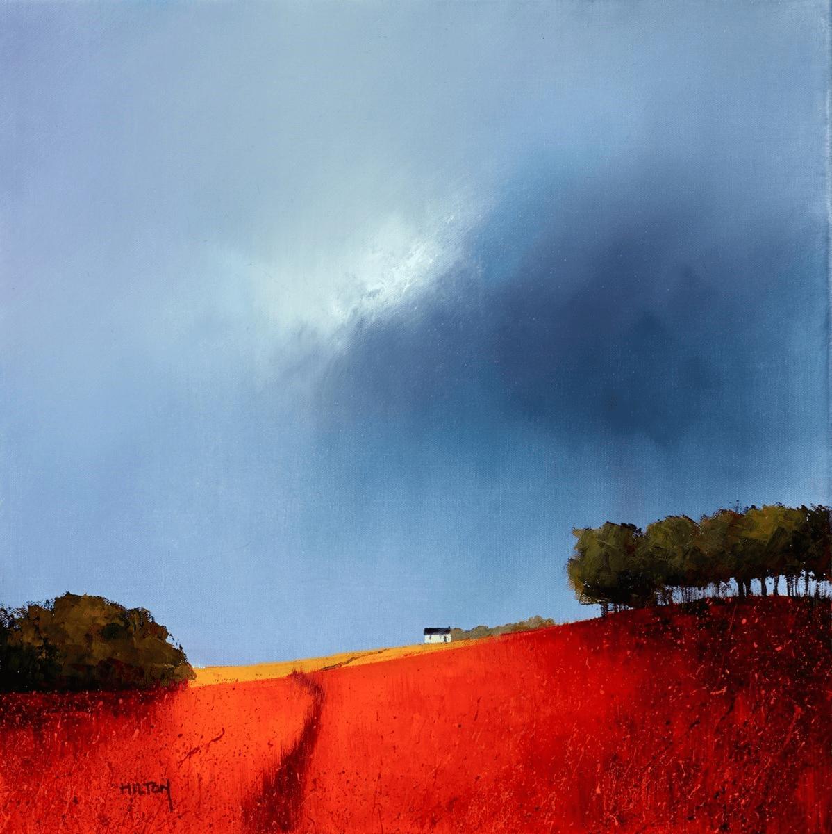Rising Footpath ~ Barry Hilton
