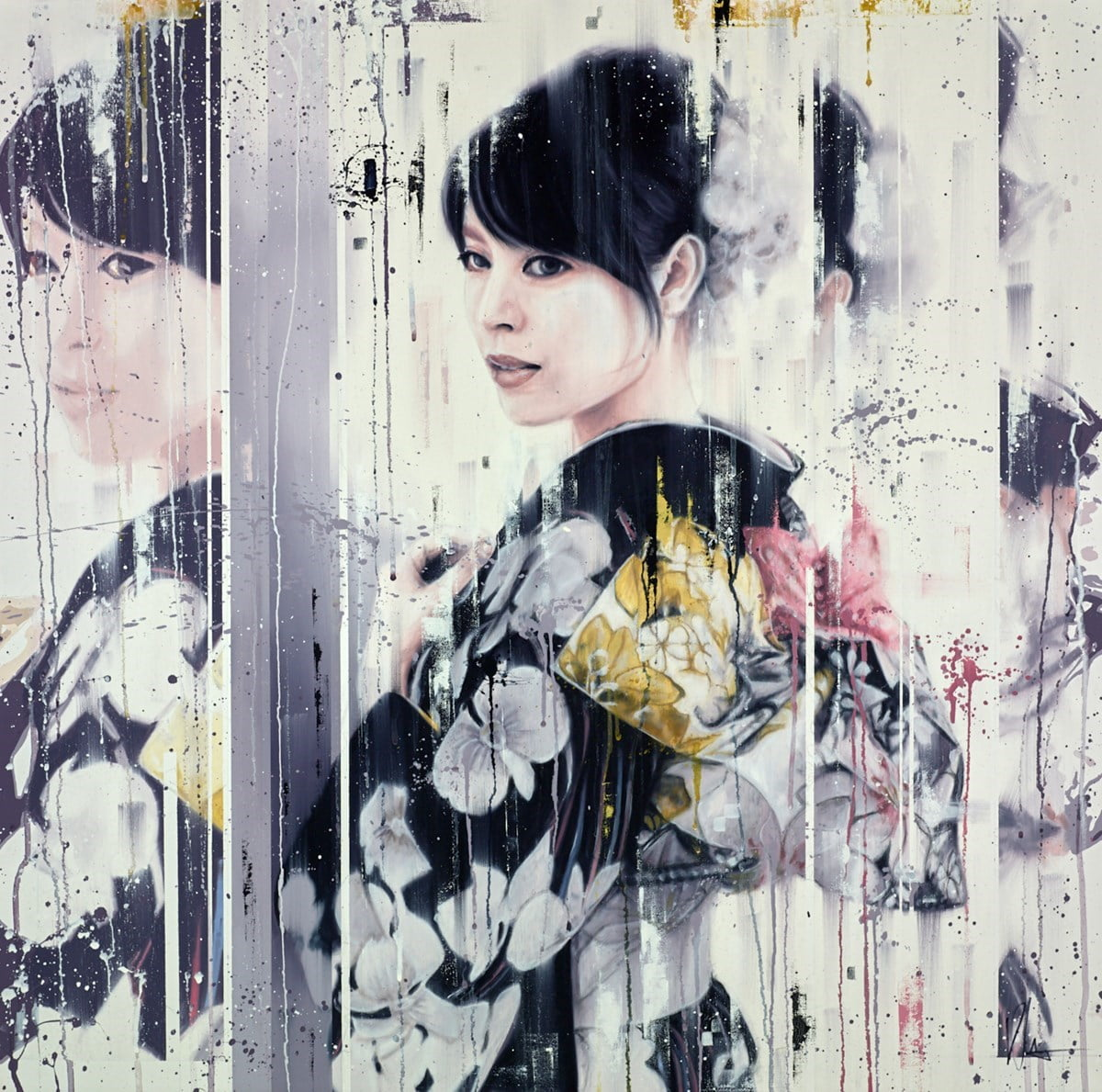 Geisha ~ Kris Hardy