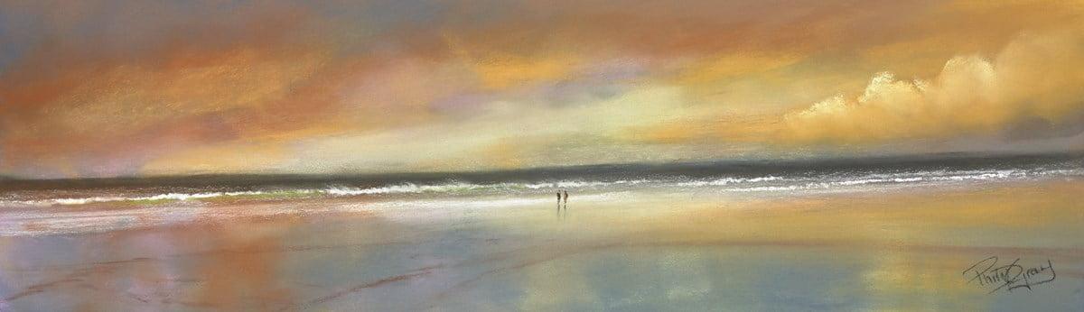 An Evening Stroll ~ Philip Gray