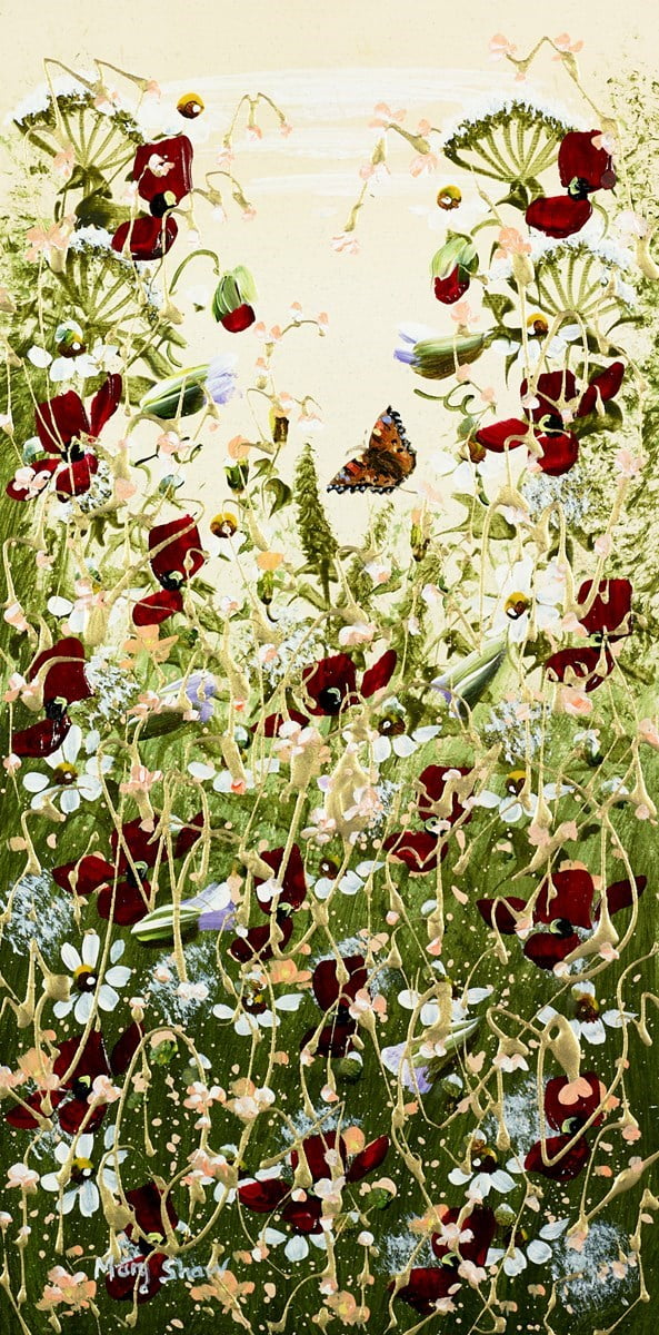 Little Butterfly ~ Mary Shaw