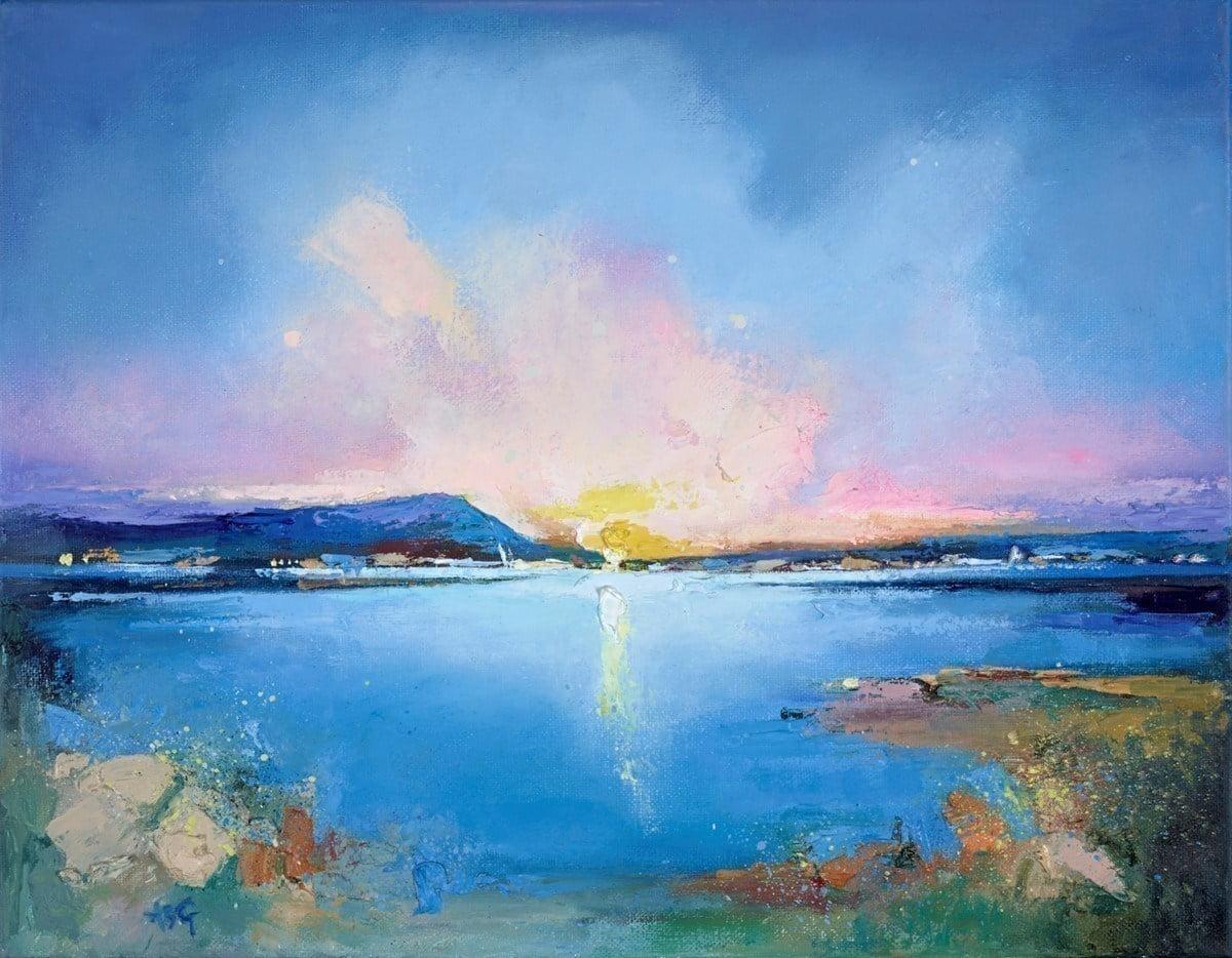 Sunset V ~ Anna Gammans