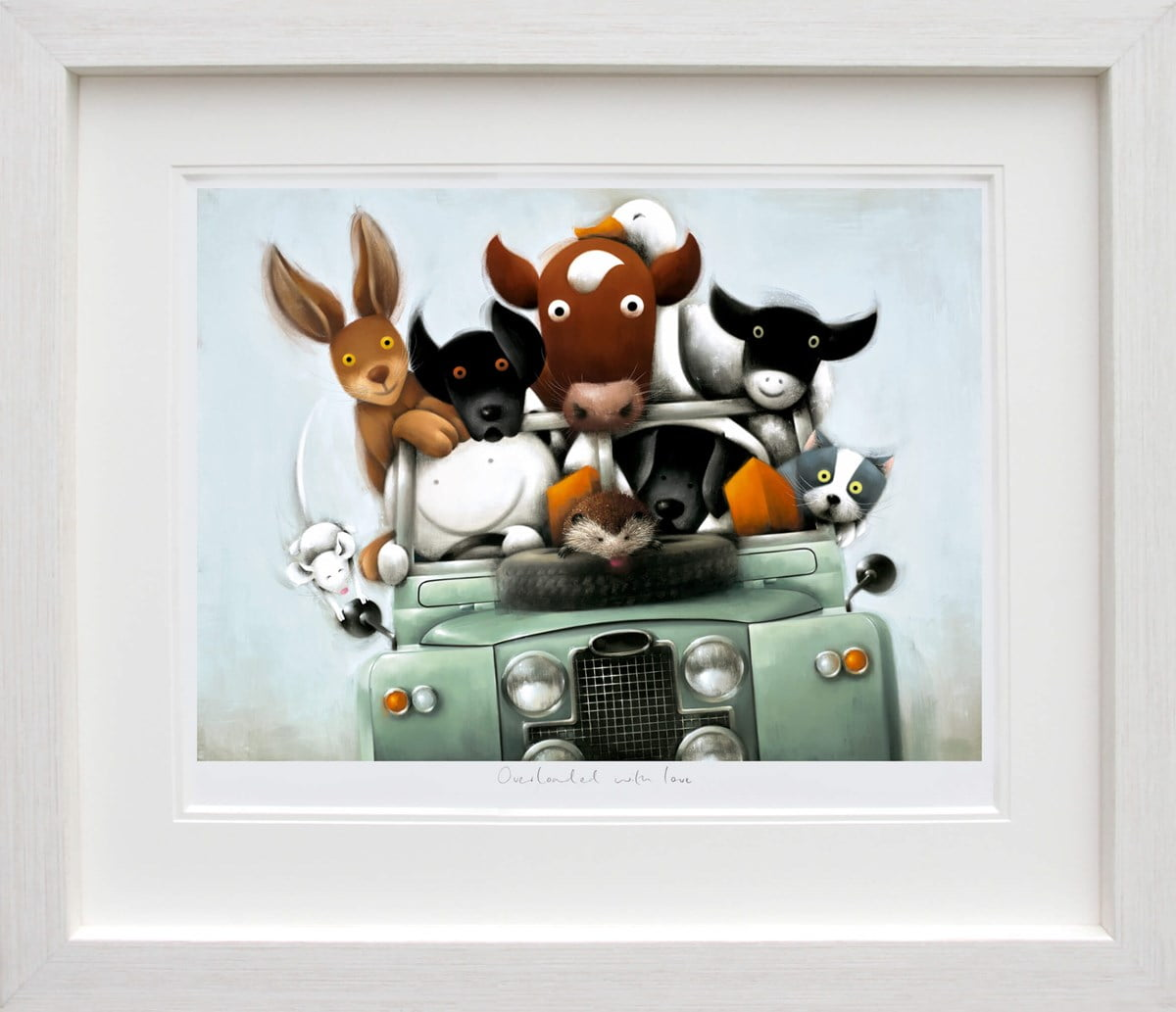 Overloaded with Love ~ Doug Hyde