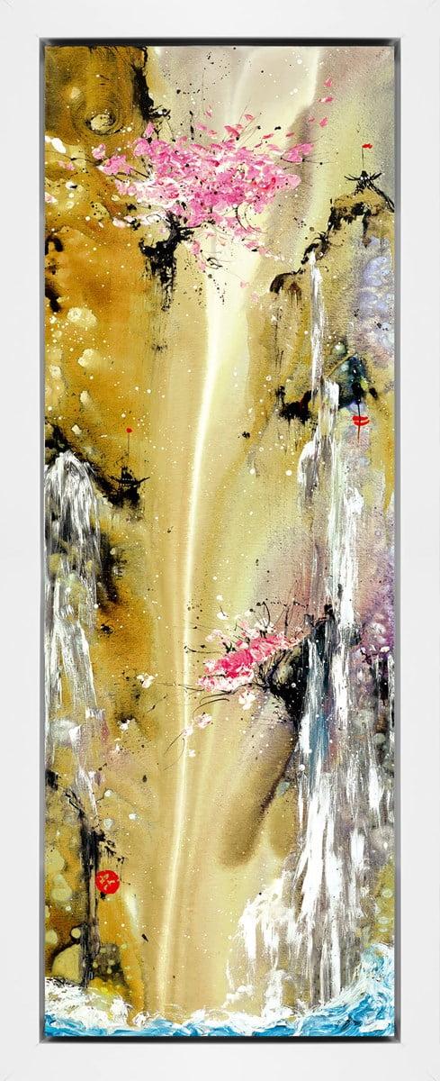 Stories of Truth I (Yellow) ~ Danielle O'Connor Akiyama