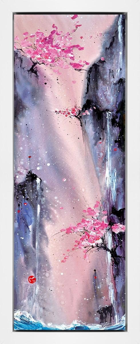 Stories of Truth III (Pink) ~ Danielle O'Connor Akiyama