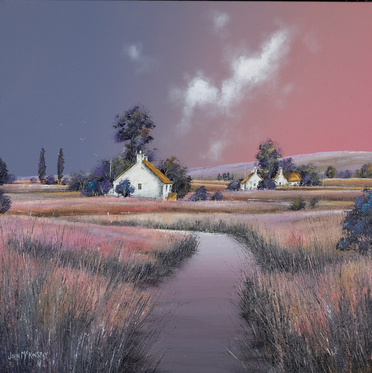 Marsh Farm Cottage ~ John Mckinstry
