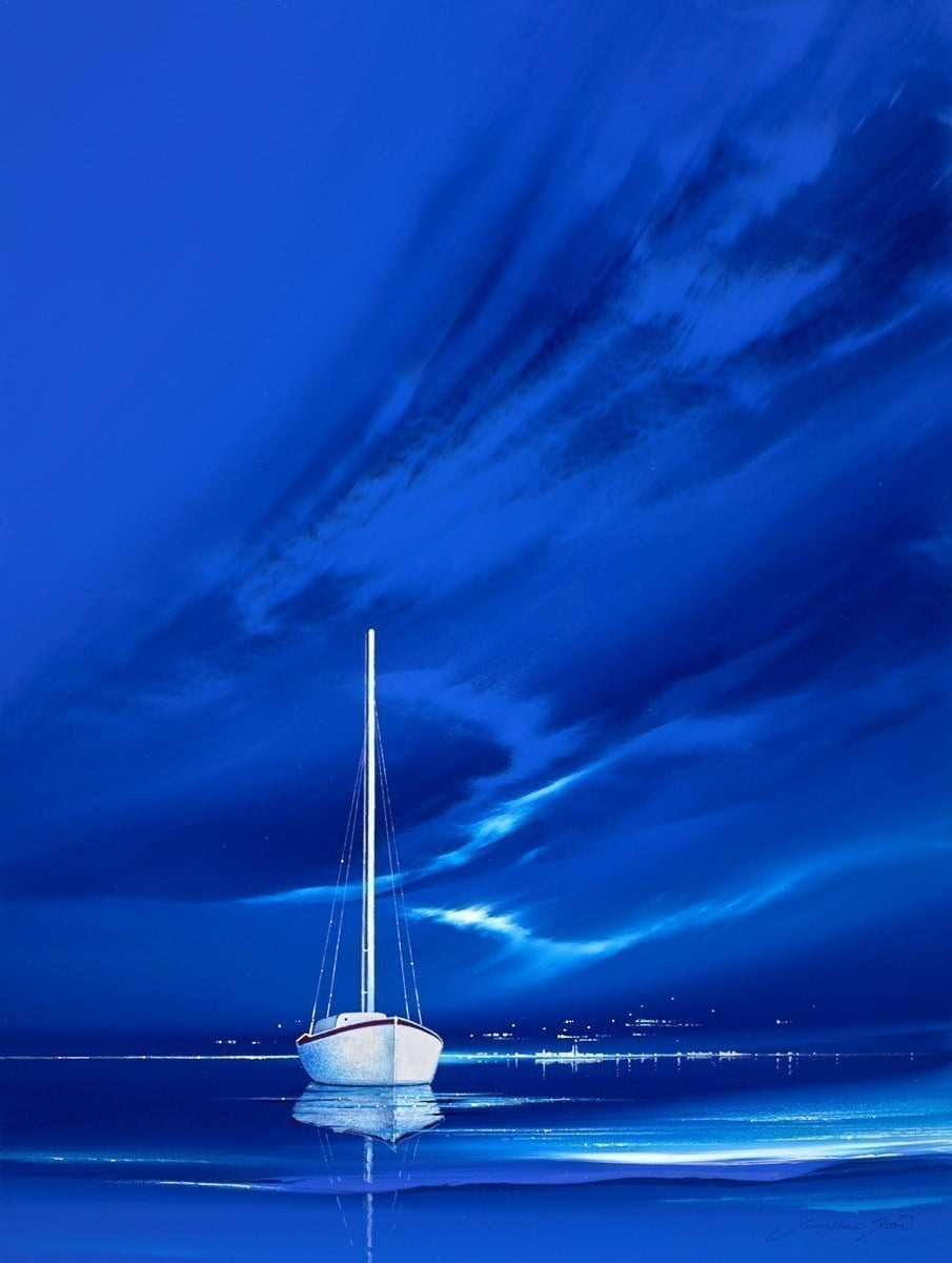 Phantom Blue ~ Jonathan Shaw