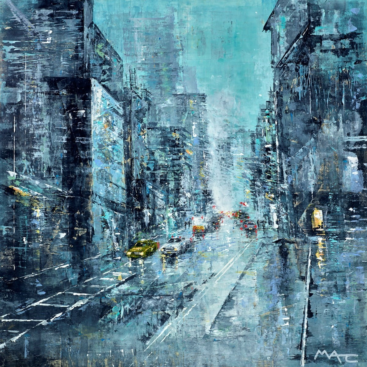 These City Streets NYC ~ Mark Curryer