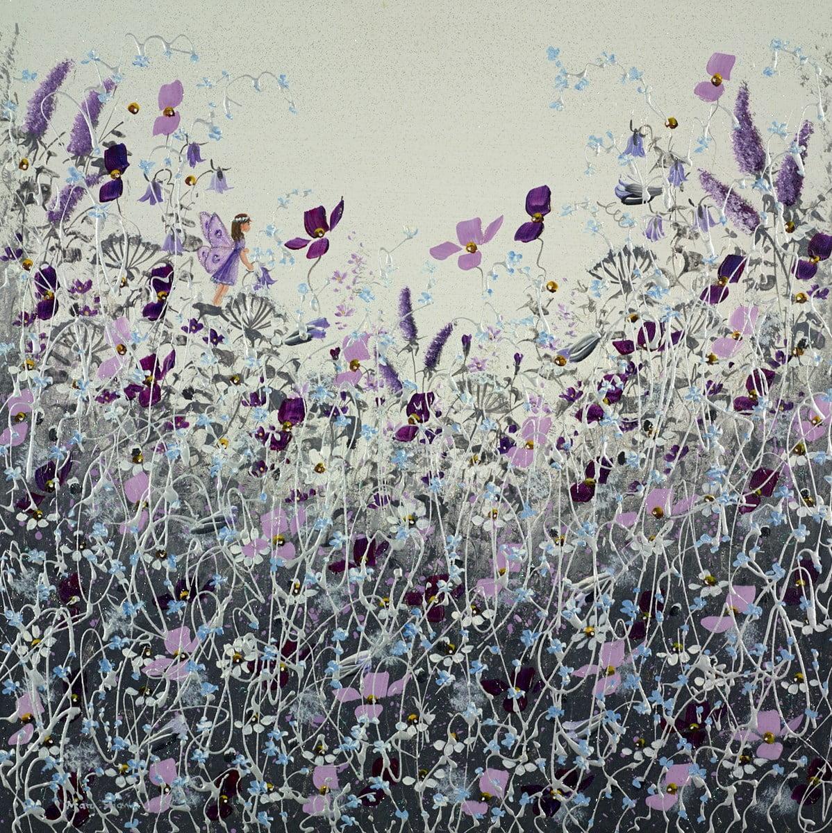 A Flower Fairy ~ Mary Shaw
