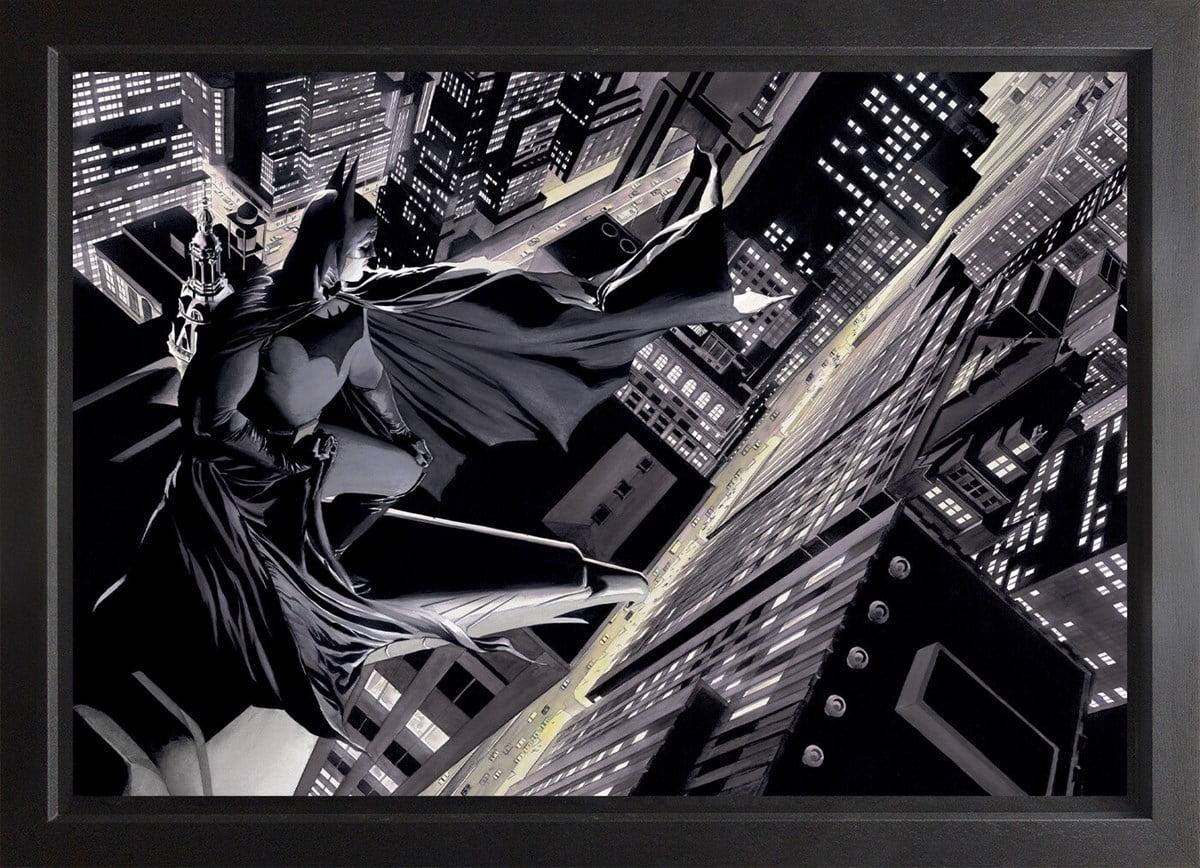 Batman: Knight Over Gotham (Box Canvas) ~ DC