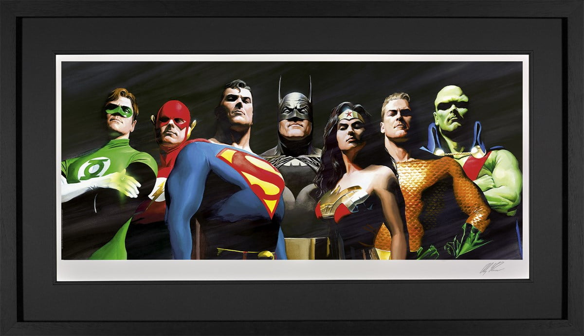 Original Seven ~ DC
