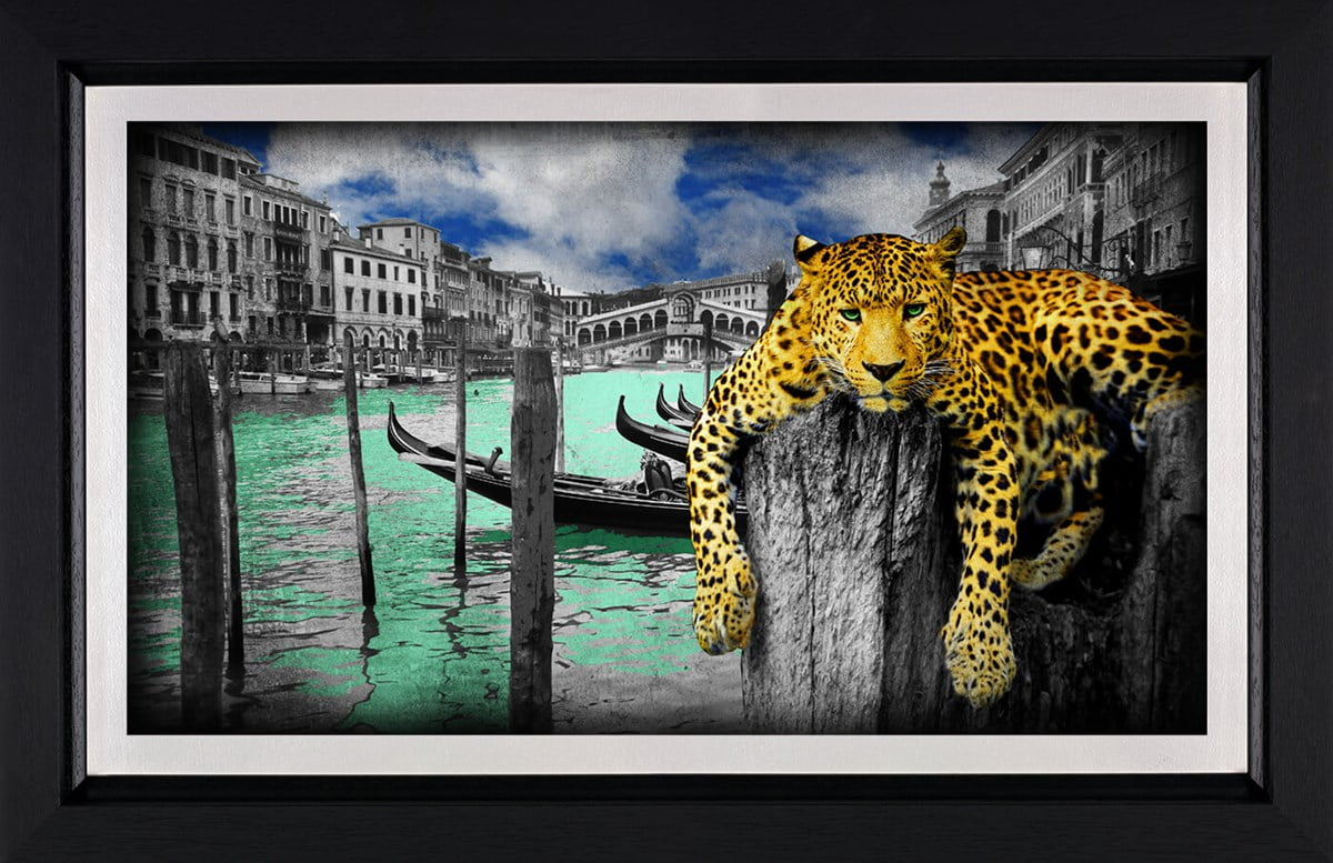 Hanging in Venice ~ Lars Tunebo