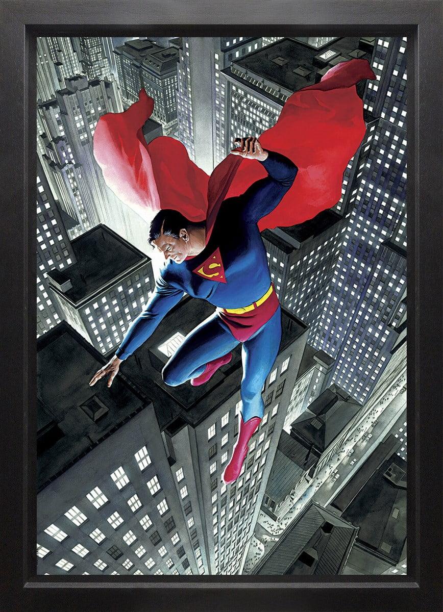Superman Twentieth Century (Box Canvas Deluxe) ~ DC