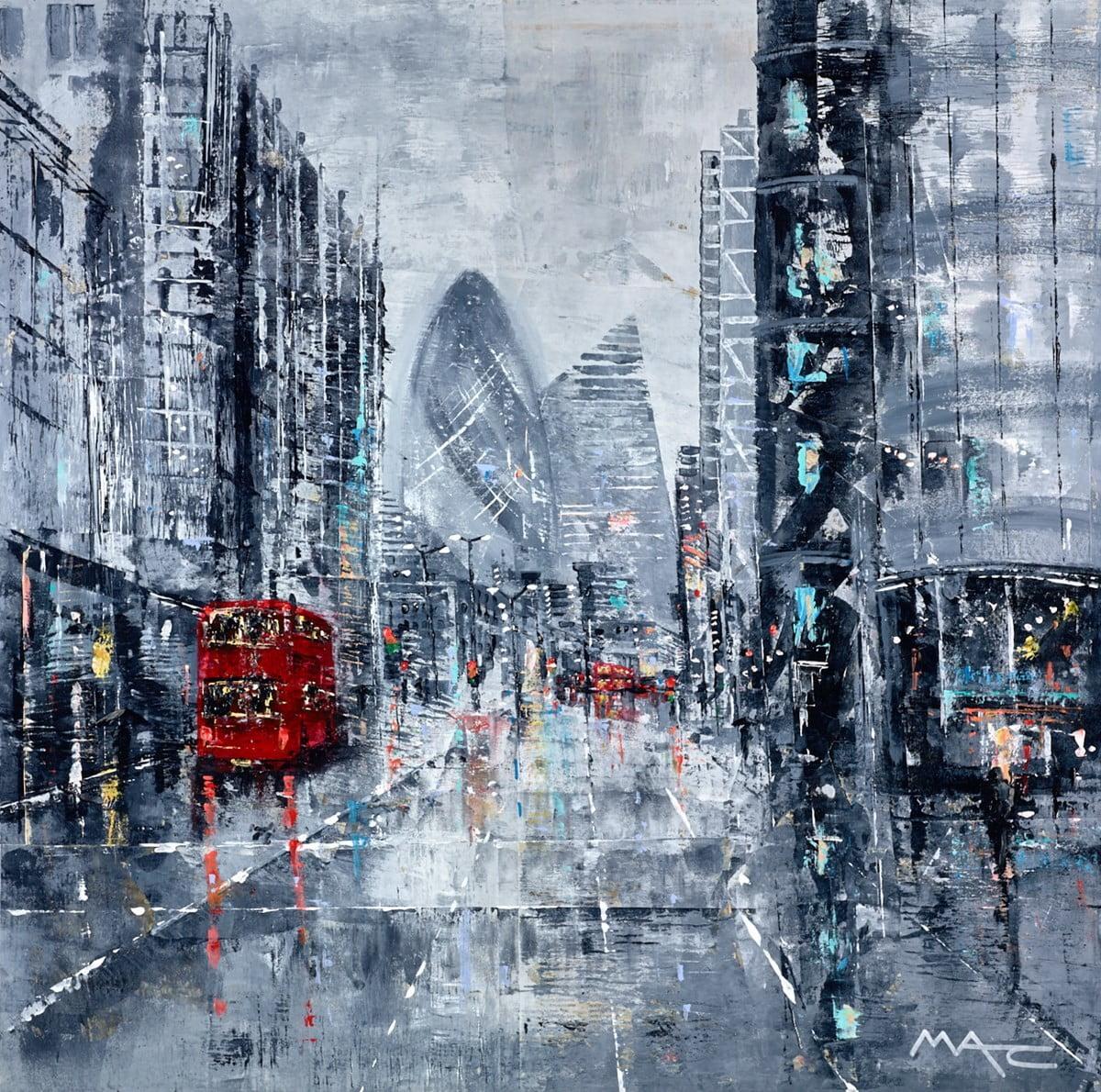The Capital, London ~ Mark Curryer