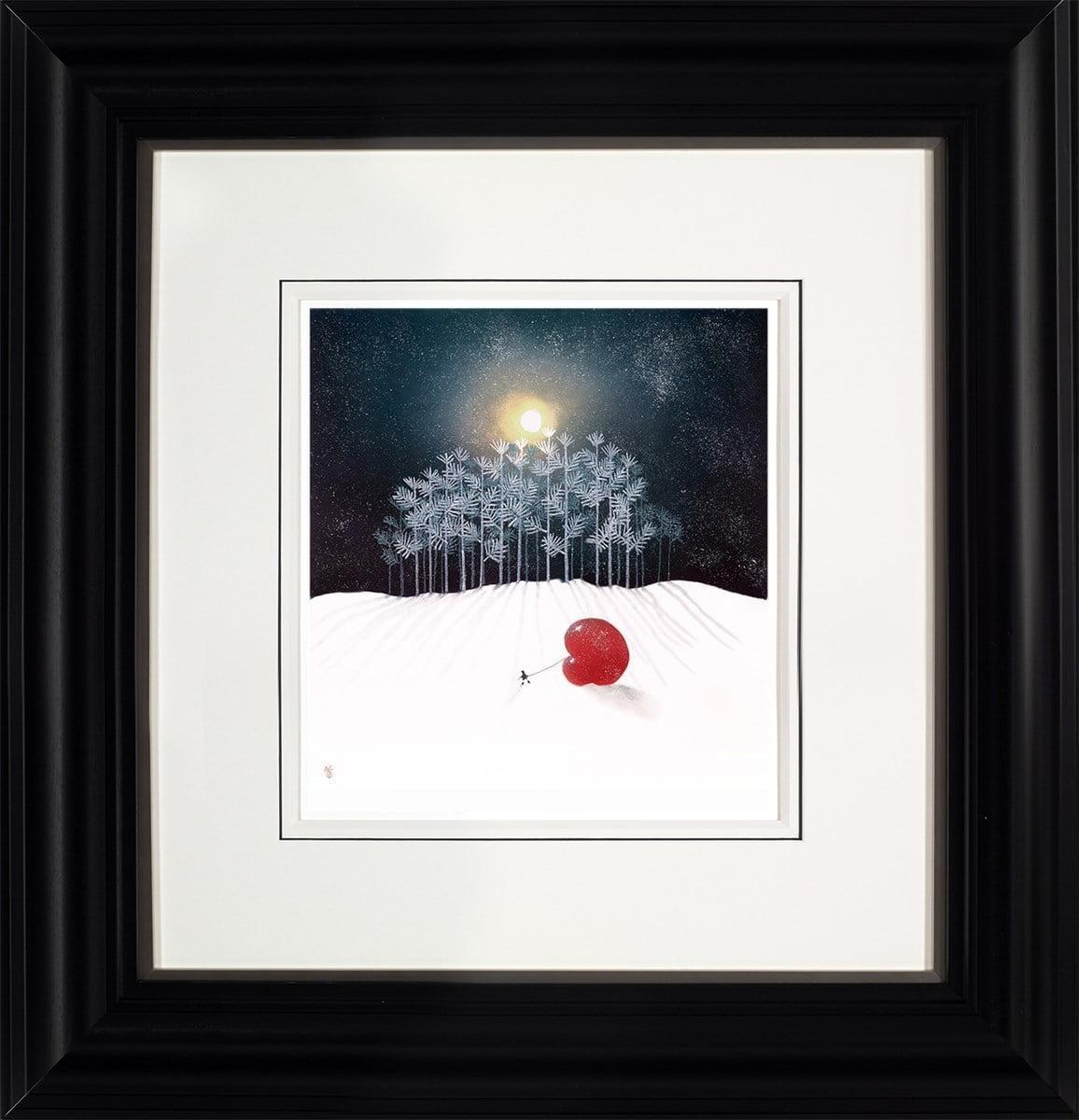 Winter Frost ~ Mackenzie Thorpe