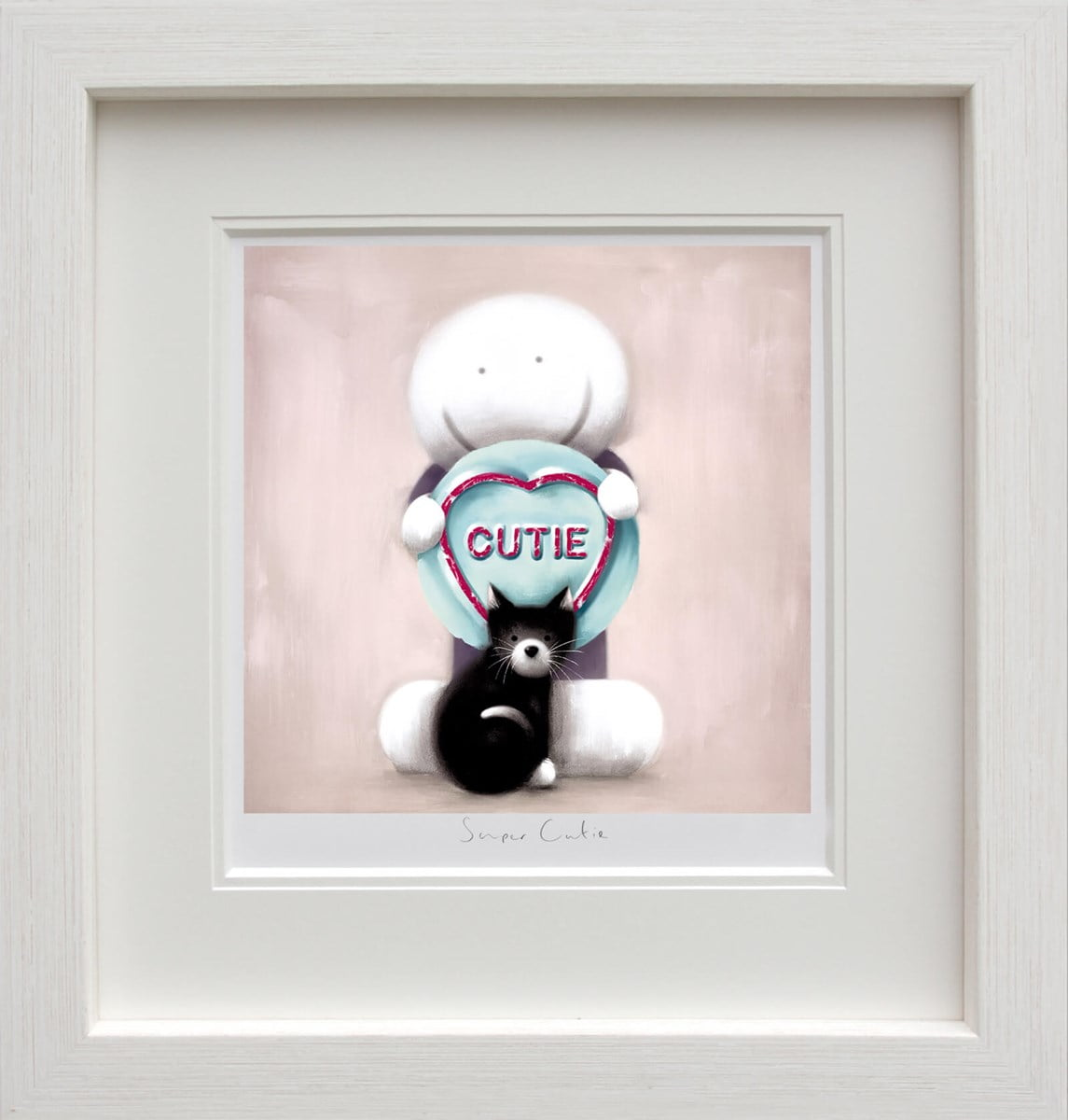 Super Cutie ~ Doug Hyde