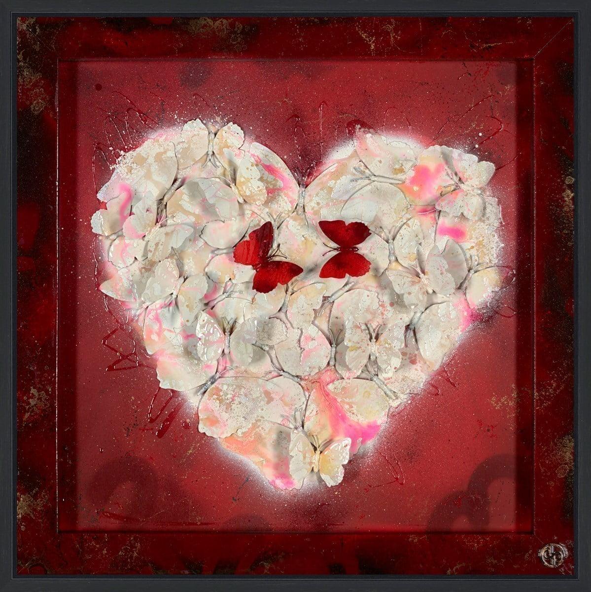 Heart of Butterflies III ~ Dan Pearce