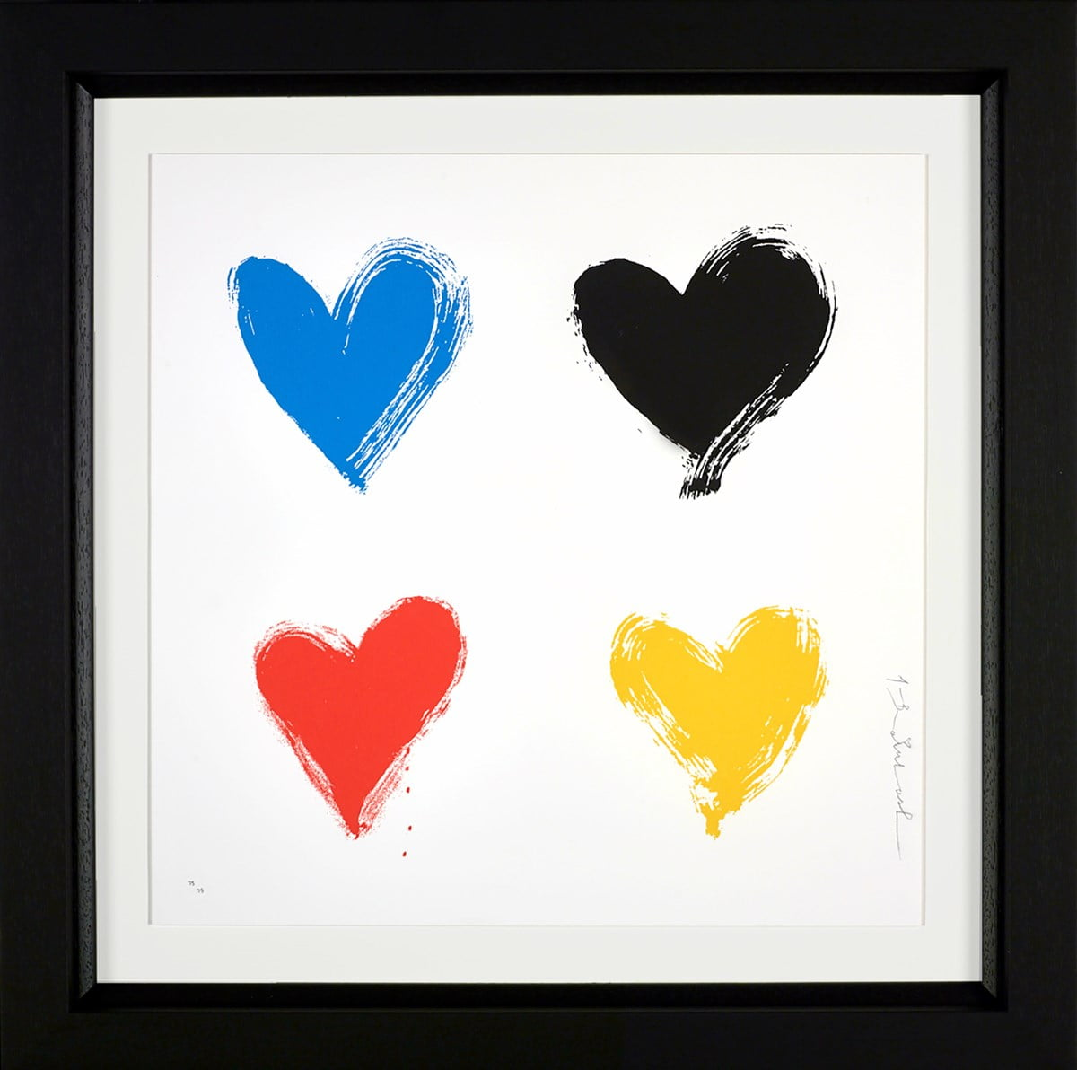 All You Need is He(ART) Small ~ Mr Brainwash