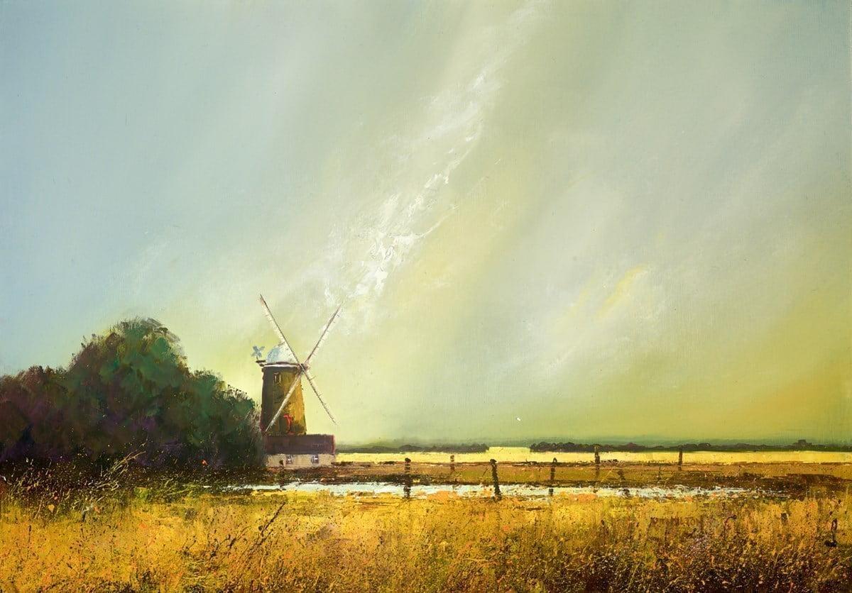 Waterside Mill ~ Barry Hilton