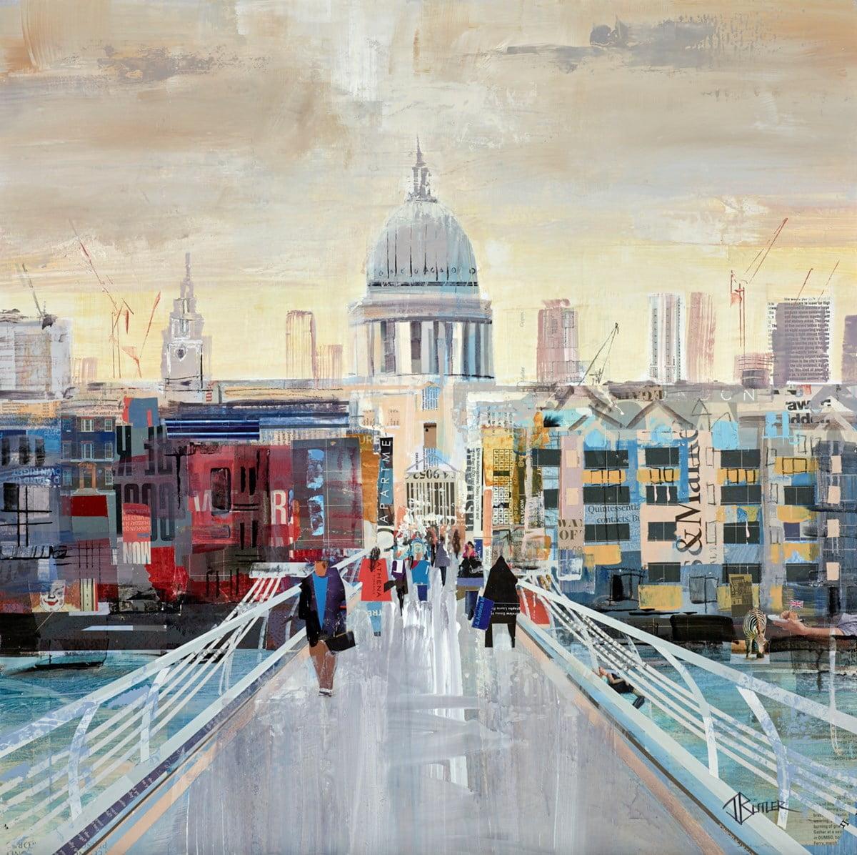 Bridge Stroll ~ Tom Butler