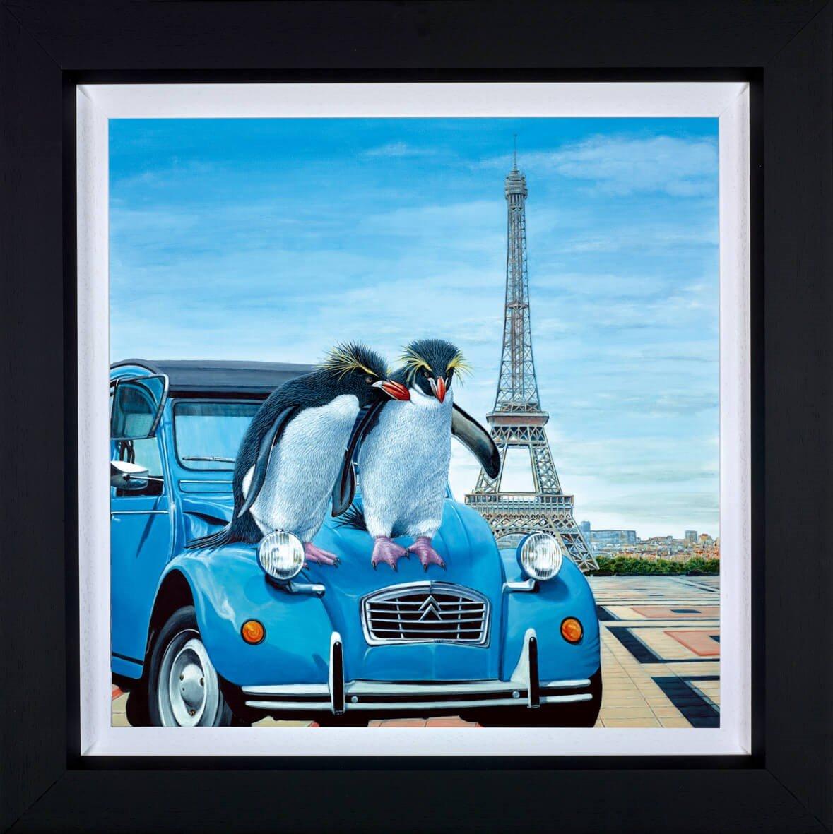 Le Grand Tour ~ Steve Tandy