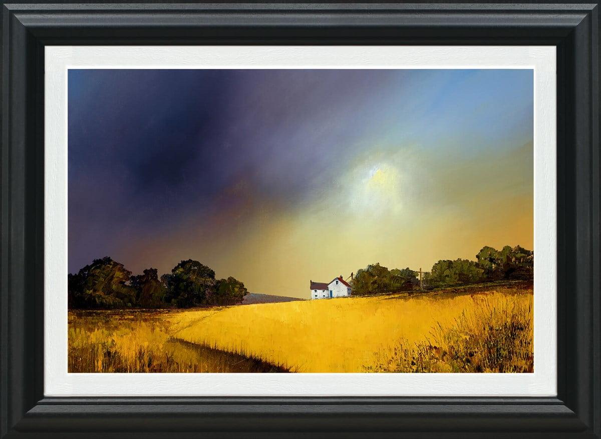Sweeping Skies ~ Barry Hilton