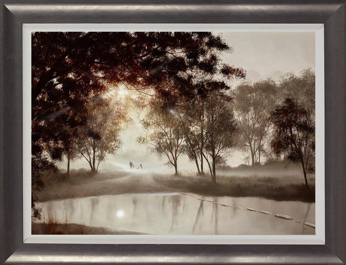 Taking Some Time For Us ~ John Waterhouse
