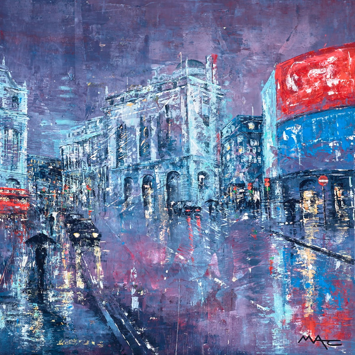 P...P...P...Piccadilly, London ~ Mark Curryer