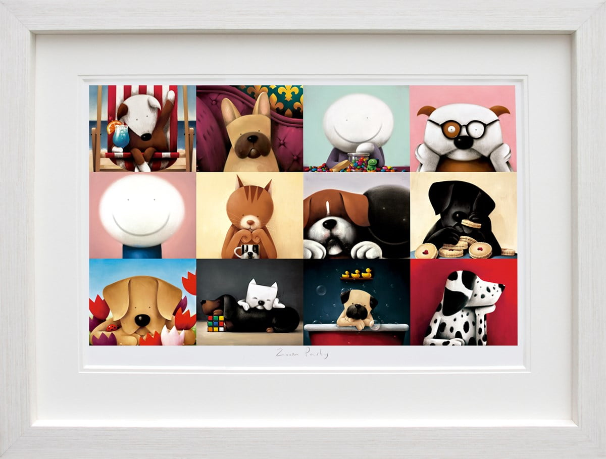 Zoom Party ~ Doug Hyde