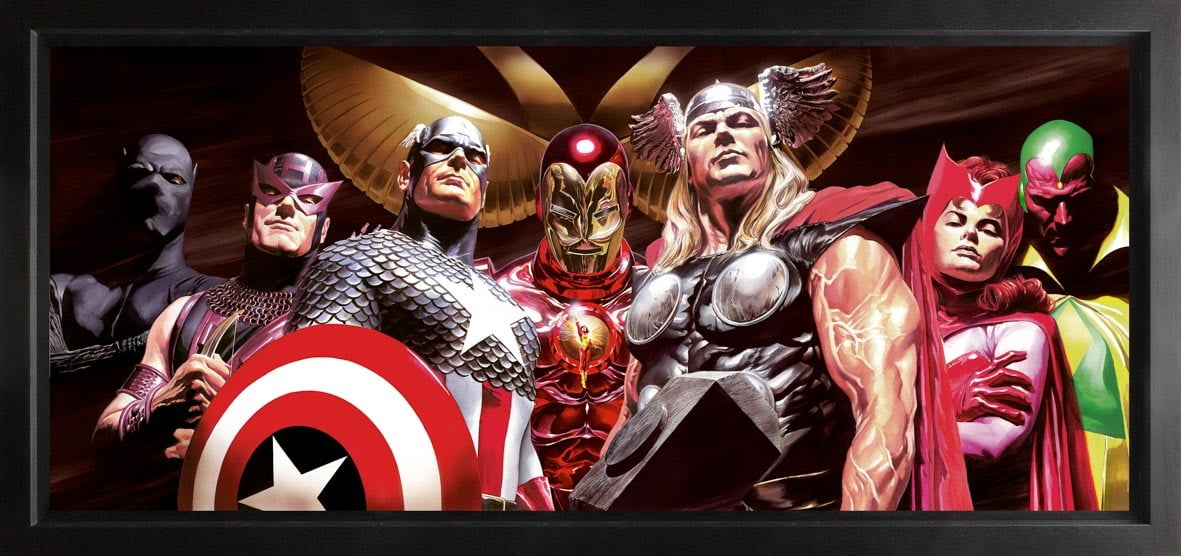 Assemble ~ Marvel