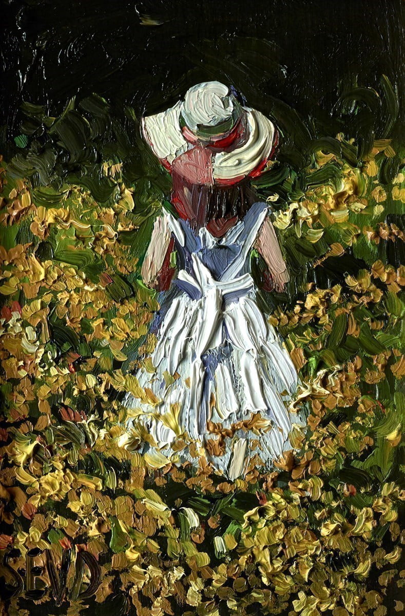 Golden Days ~ Sherree Valentine Daines