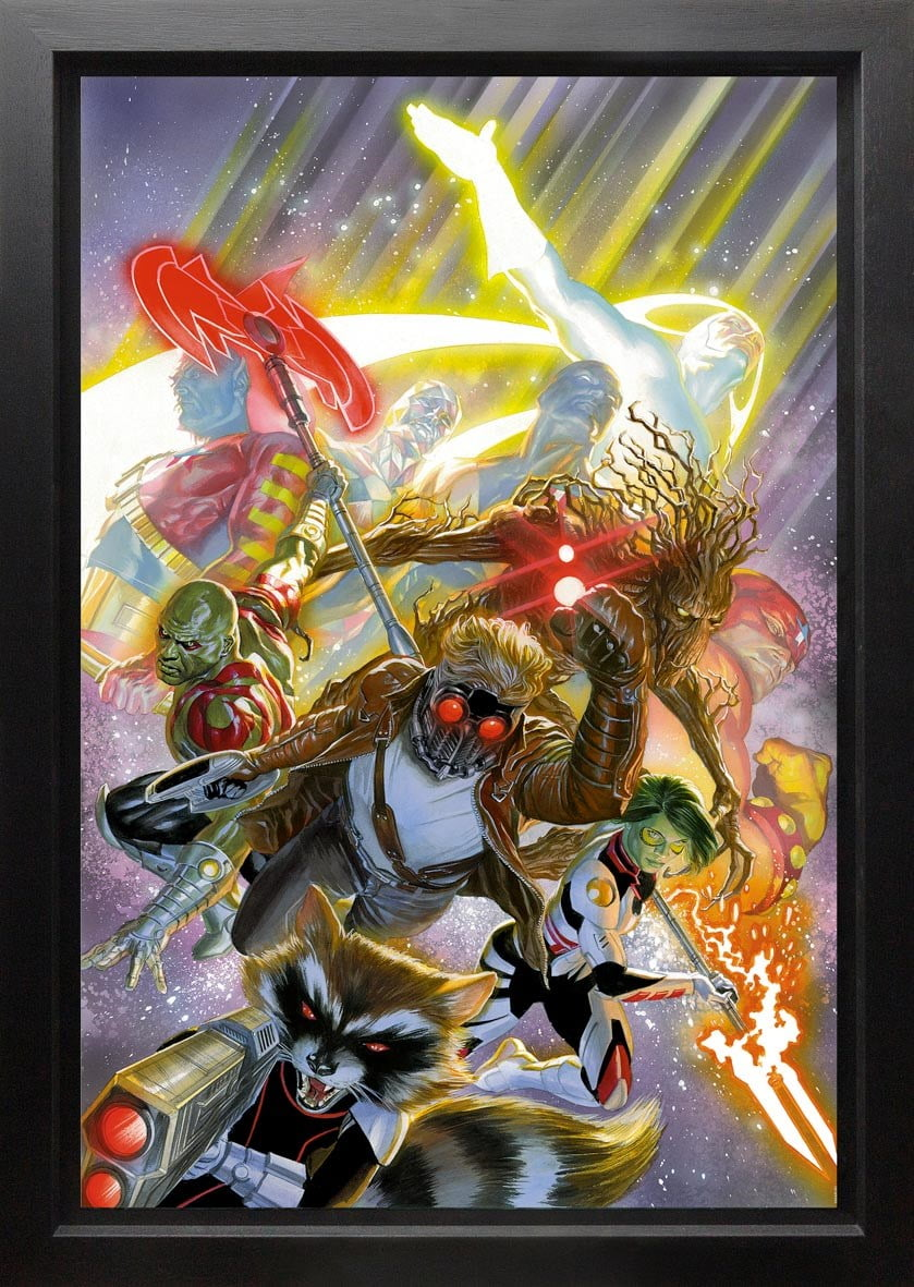 Guardians of the Galaxy Deluxe ~ Marvel