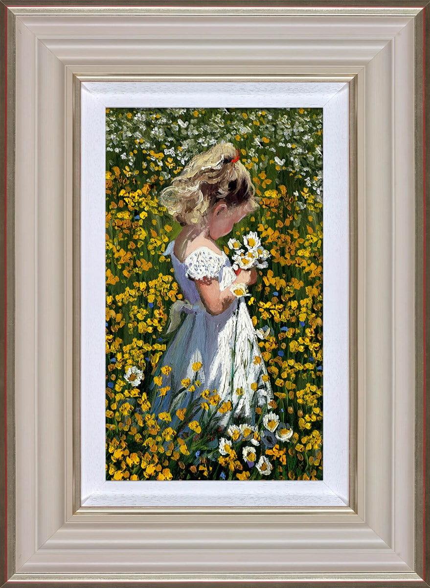 A Posie of Pretty Daisies ~ Sherree Valentine Daines
