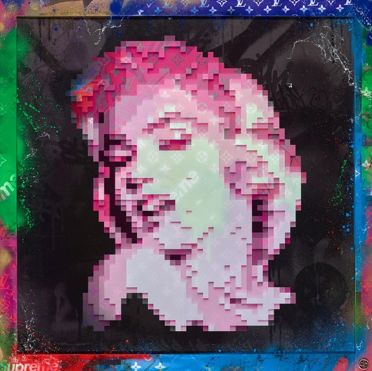 Miss Marilyn Monroe ~ Dan Pearce
