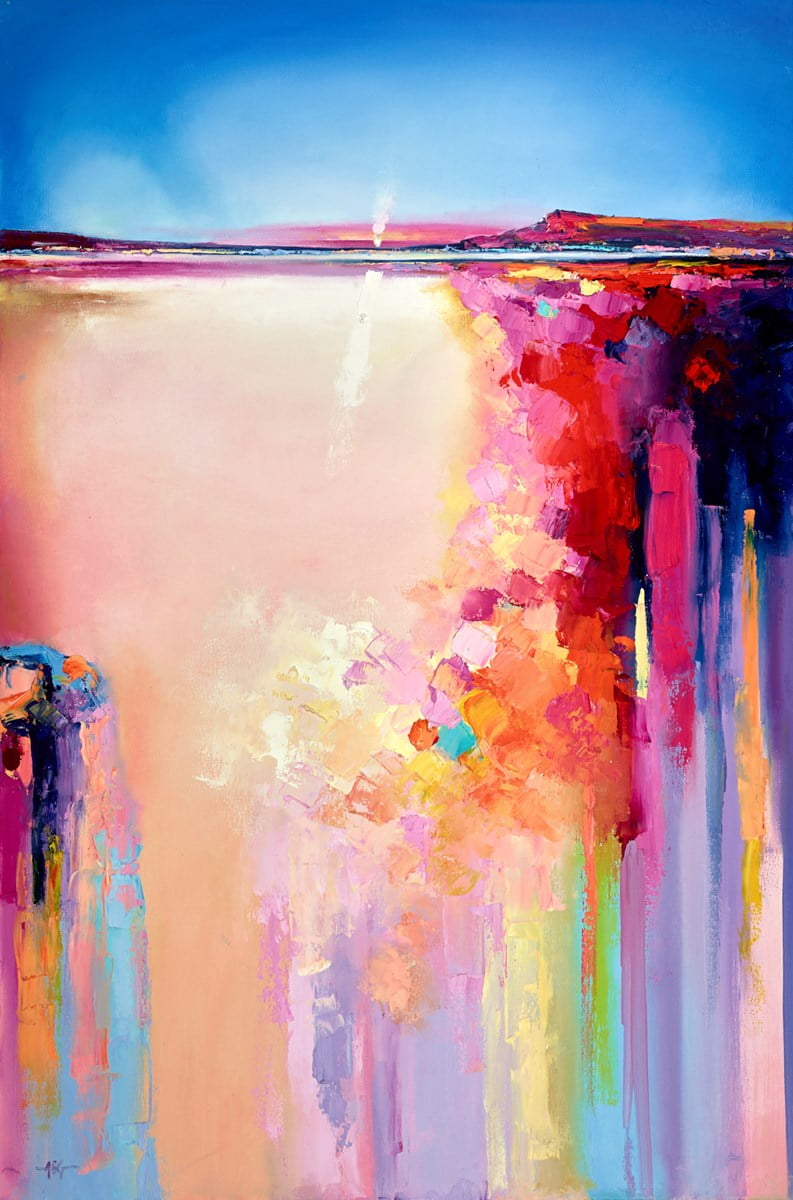 Colourful Morning ~ Anna Gammans
