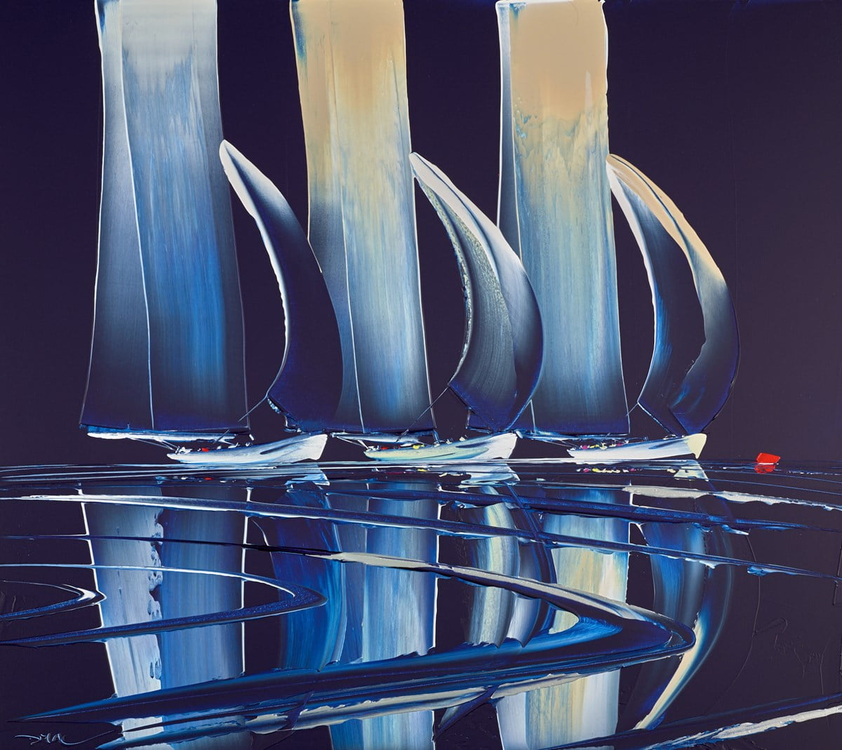 Midnight on the Water ~ Duncan MacGregor