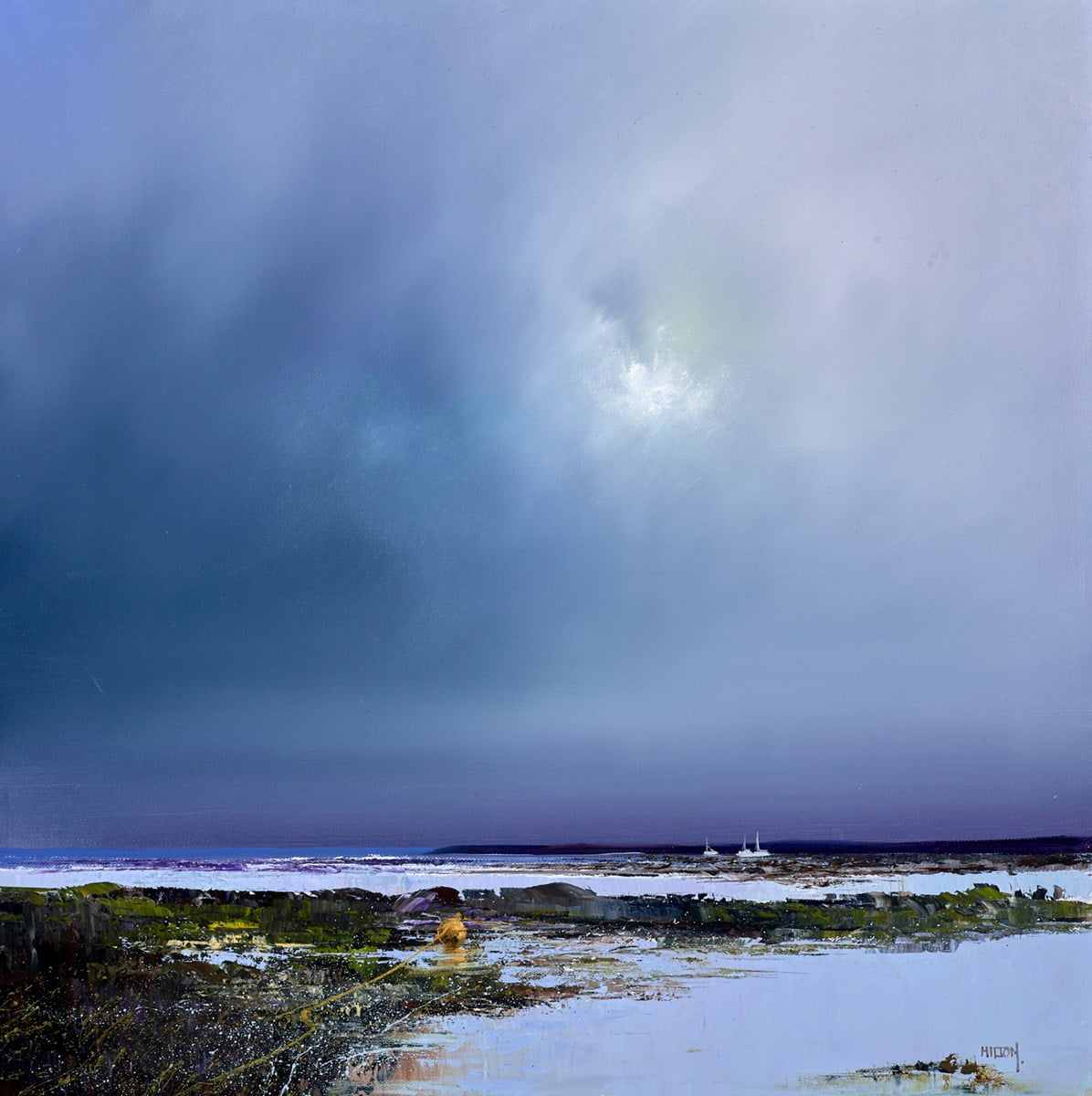Coastal Heaven ~ Barry Hilton