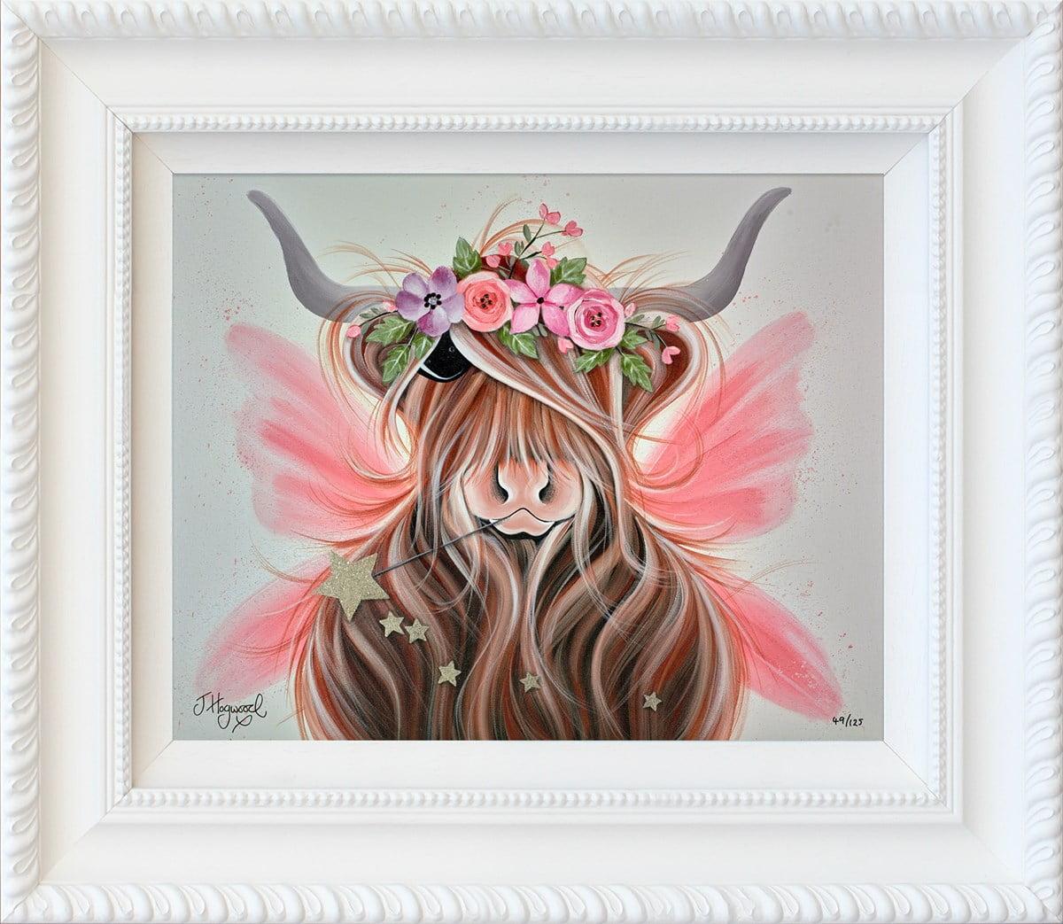 Flower Fairy ~ Jennifer Hogwood