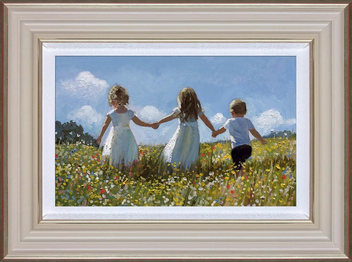 Friendship In The Meadow ~ Sherree Valentine Daines