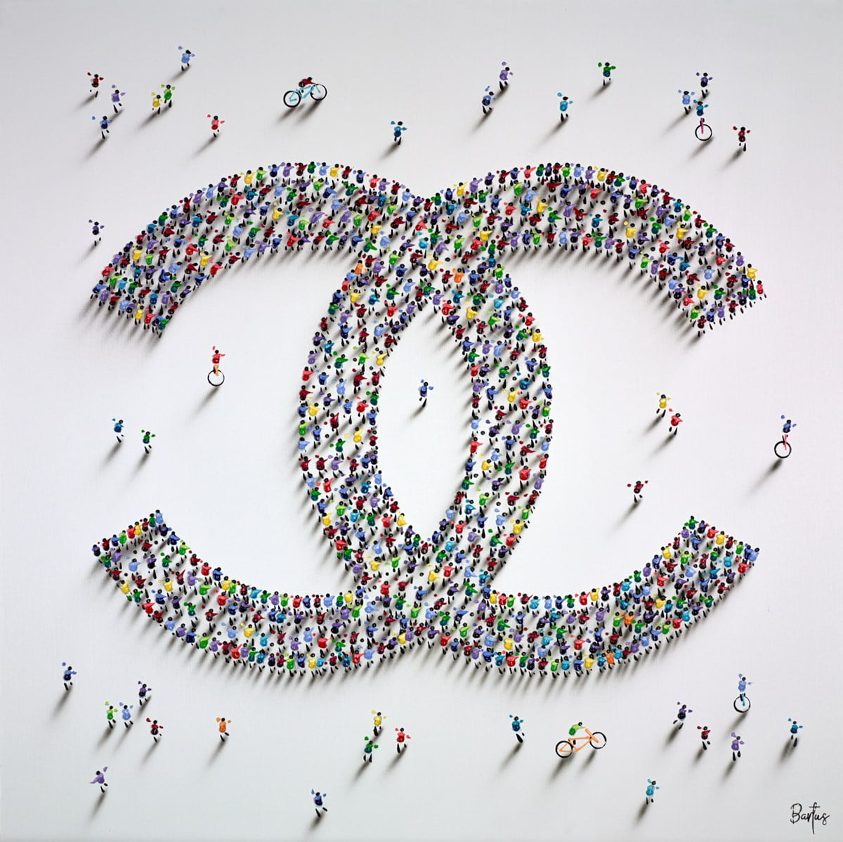 Chanel ~ Francisco Bartus