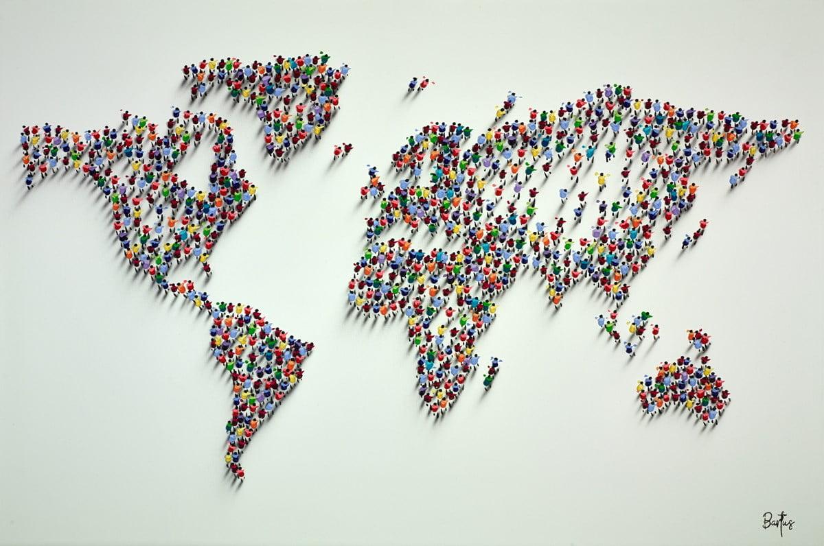 People's World ~ Francisco Bartus