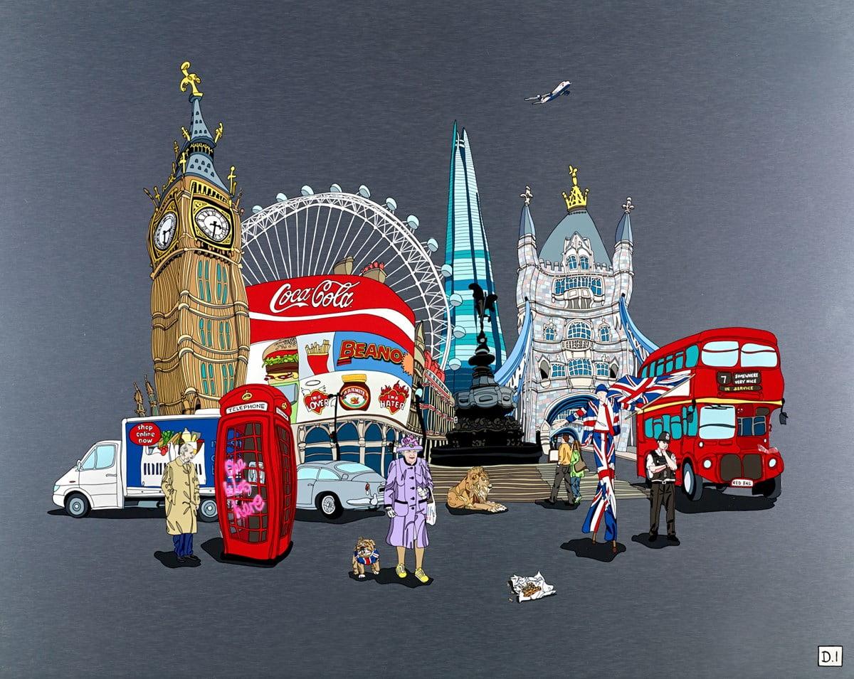 London Compilation I ~ Dylan Izaak