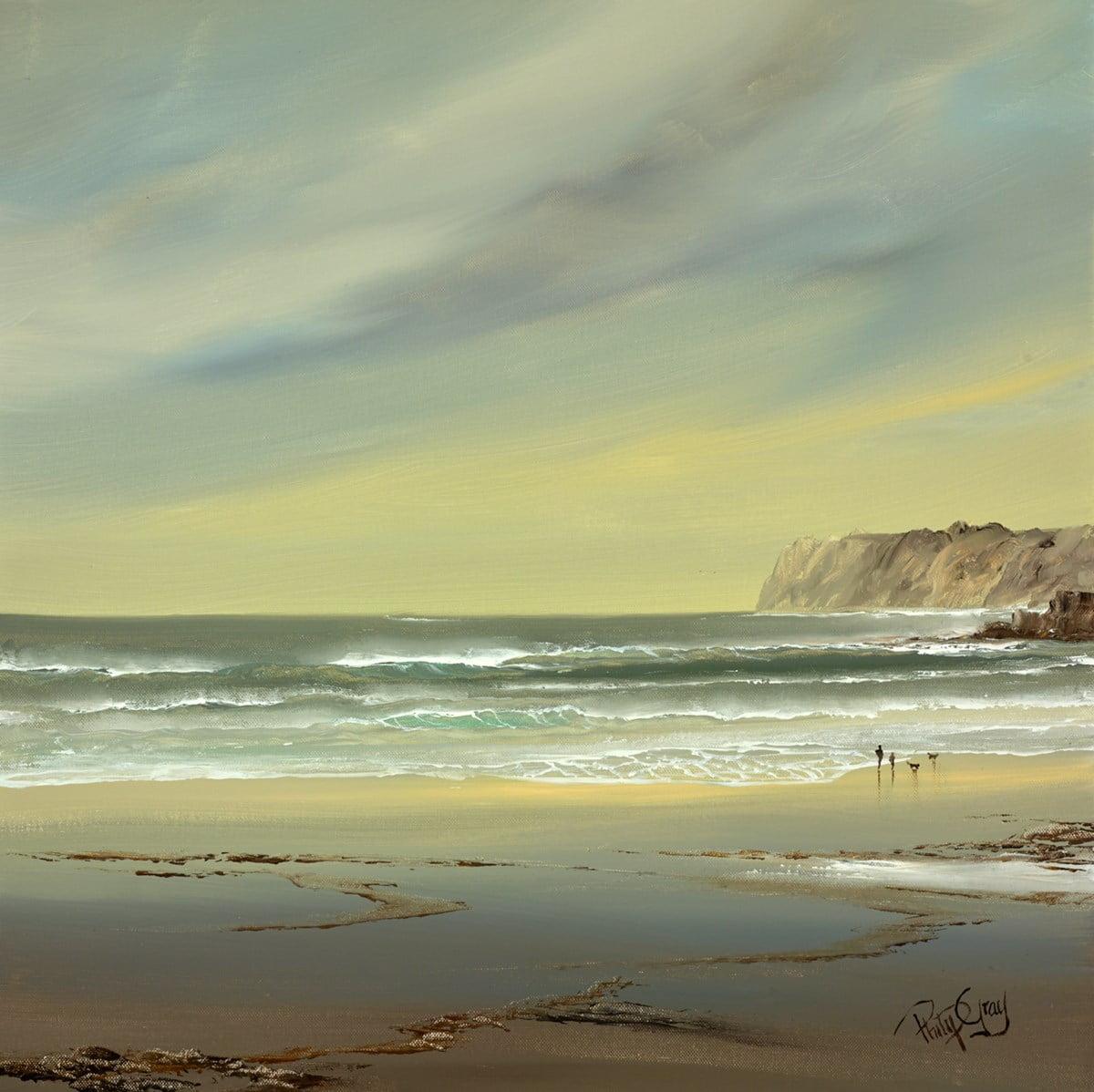 At Sunrise ~ Philip Gray