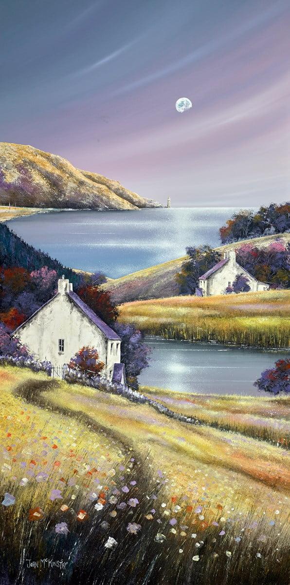 Still Of The Bay ~ John Mckinstry
