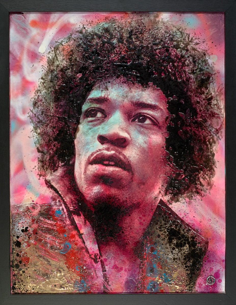 Hendrix ~ Dan Pearce