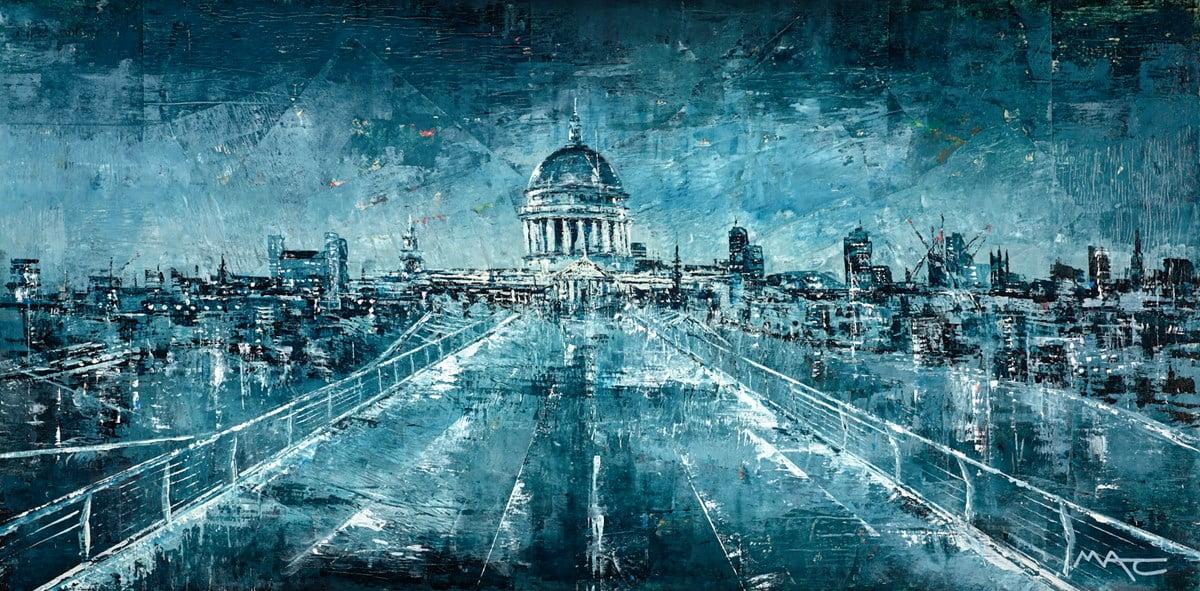 St Pauls on Foot, London ~ Mark Curryer
