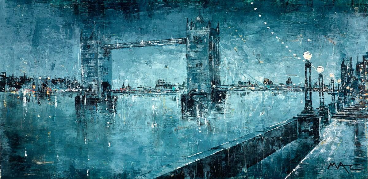 Thames Path, London ~ Mark Curryer