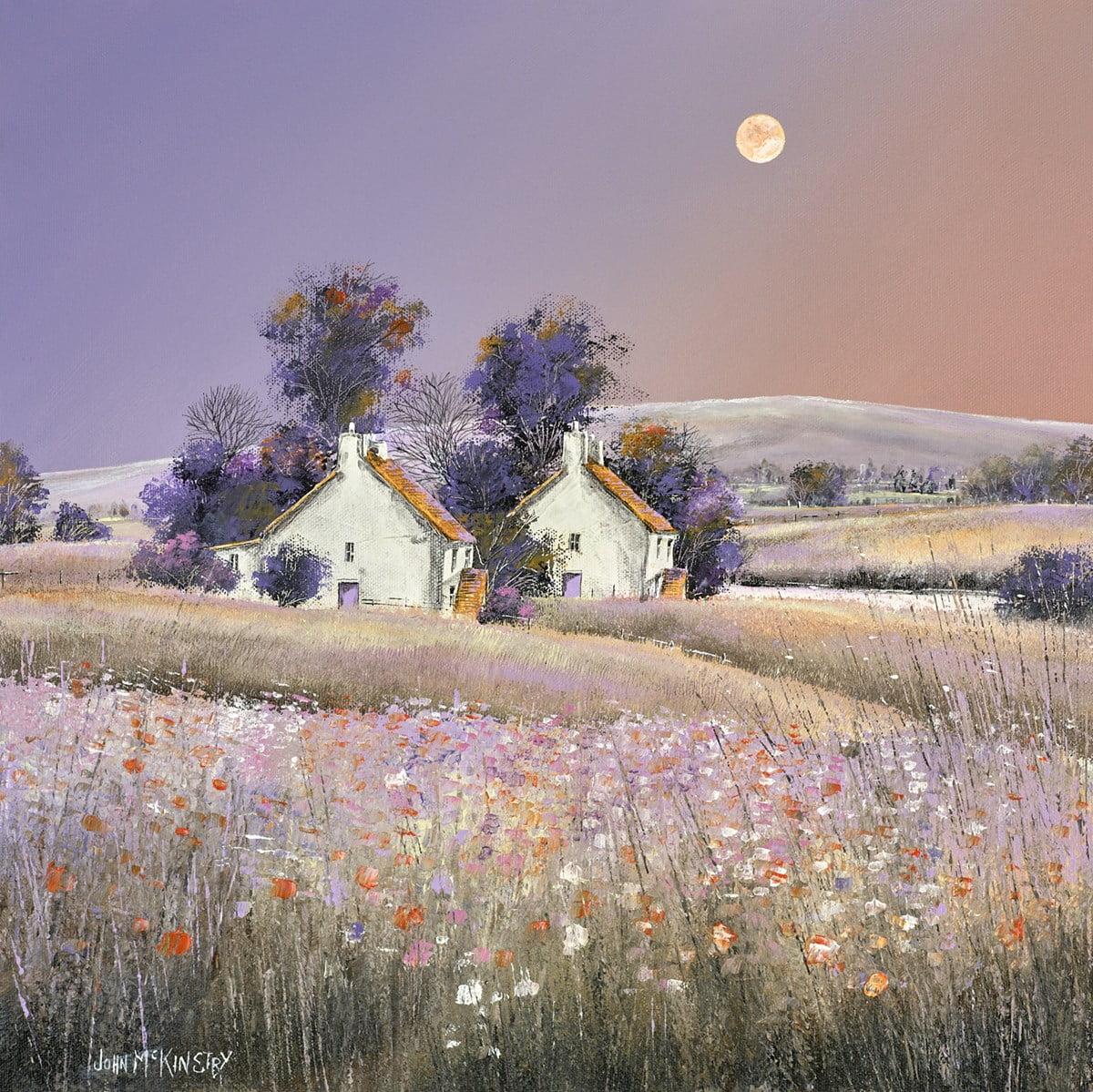 Autumn Morning II ~ John Mckinstry